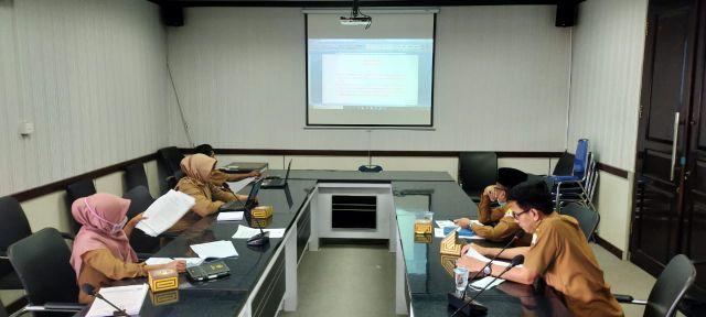 Rapat Pembahasan Raperda tentang Pelayanan Publik