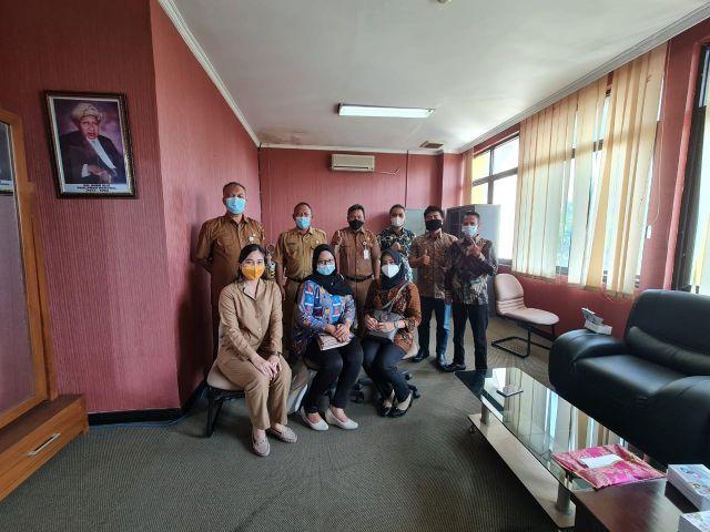 Kunjungan Kerja ke Bagian Hukum Kabupaten Bekasi